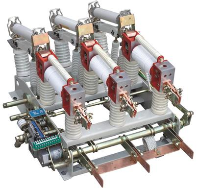 FZN21-12D型户内高压真空负荷开关